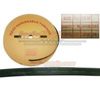 Jual Shrink-Well Heatshrink Cable Low Voltage size 14 (Lebar  Pipih 24mm) Selongsong Kabel 2