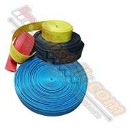 Shrink-Well Heatshrink Cable Low Voltage size 13 (Lebar Pipih 20mm) Selongsong Kabel 1
