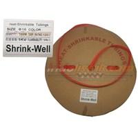 Shrink-Well Heatshrink Cable Low Voltage size 18 (Lebar Pipih 30mm) Selongsong Kabel 1
