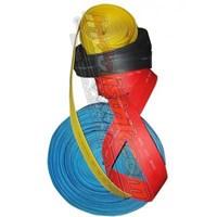 Jual Shrink-Well Heatshrink Cable Low Voltage size 18 (Lebar Pipih 30mm) Selongsong Kabel 2