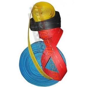 Dari Shrink-Well Heatshrink Cable Low Voltage size 18 (Lebar Pipih 30mm) Selongsong Kabel 1