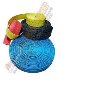 Dari Shrink-Well Heatshrink Cable Low Voltage size 20 (Lebar Pipih 34mm) Selongsong Kabel 0