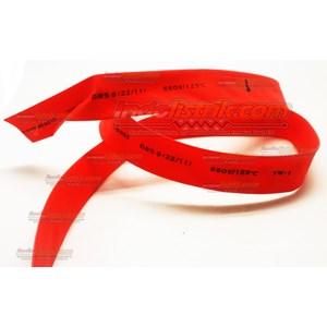 Shrink-Well Heatshrink Cable Low Voltage size 22 (Lebar Pipih 36mm) Selongsong Kabel
