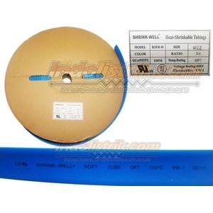 Dari Shrink-Well Heatshrink Cable Low Voltage size 22 (Lebar Pipih 36mm) Selongsong Kabel 2