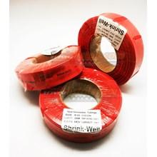 Shrink-Well Heatshrink Cable Low Voltage size 30 (Lebar Pipih 50mm) Selongsong Kabel