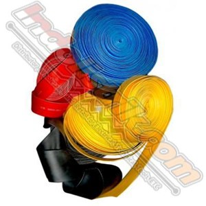 Dari Shrink-Well Heatshrink Cable Low Voltage size 30 (Lebar Pipih 50mm) Selongsong Kabel 1