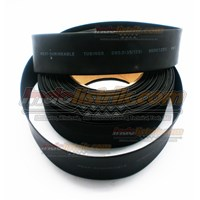 Shrink-Well Heatshrink Cable Low Voltage size  35  (Lebar Pipih 57mm) Selongsong Kabel 1