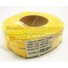 Shrink-Well Heatshrink Cable Low Voltage size 40 (Lebar Pipih  66mm) Selongsong Kabel