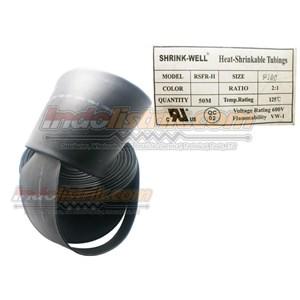 Shrink-Well Heatshrink Cable Low Voltage size 100 (Lebar Pipih 160mm) Selongsong Kabel