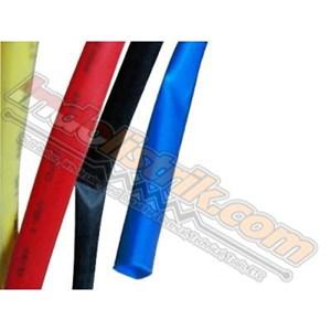Dari Shrink-Well Heatshrink Cable Low Voltage size 4 (Lebar Pipih  6mm) Selongsong Kabel 0