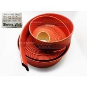 Shrink-Well Heatshrink 24kv size 50 (ukuran pipih 78mm) Selongsong Kabel  dan busbar