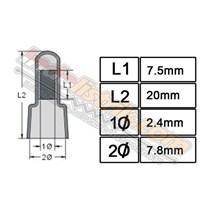 Distributor KSS Lasdop press CE-1 Transparant Aksesoris Listrik 3