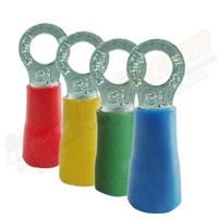 CL Kabel Skun Ring Isolasi RF 1.25 - 3 Merah Insulated Kabel Lug 1