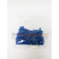 Nintoku Vinyl End Cap V1.25 Merah Pelindung Kabel Lug Murah 5