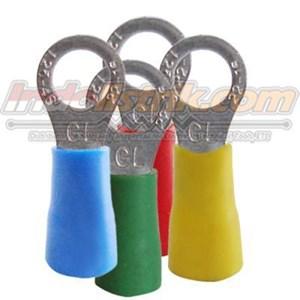 CL Kabel Skun Ring Isolasi RF 1.25 - 4 Merah Insulated Kabel Lug