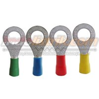 CL Kabel Skun Ring Isolasi RF 1.25 - 6 Merah Insulated Kabel Lug 1