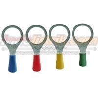 CL Kabel Skun Ring Isolasi RF 1.25 - 10 Merah Insulated Kabel Lug 1