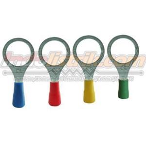 CL Kabel Skun Ring Isolasi RF 1.25 - 10 Merah Insulated Kabel Lug