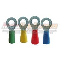 CL Kabel Skun Ring Isolasi RF 3.5 - 6 Merah Insulated Kabel Lug 1