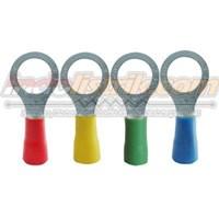 CL Kabel Skun Ring Isolasi RF 3.5 - 10 Merah Insulated Kabel Lug 1
