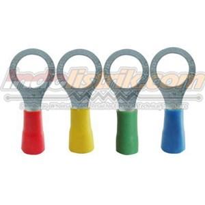 CL Kabel Skun Ring Isolasi RF 3.5 - 10 Merah Insulated Kabel Lug