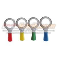 CL Kabel Skun Ring Isolasi RF  5.5 - 5 Merah Insulated Kabel Lug 1