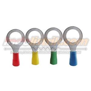 CL Kabel Skun Ring Isolasi RF  5.5 - 5 Merah Insulated Kabel Lug