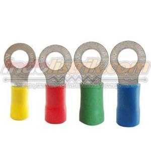 CL Kabel Skun Ring Isolasi RF 5.5 - 6 Merah Insulated Kabel Lug