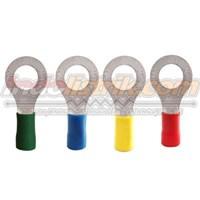 CL Kabel Skun Ring Isolasi RF 5.5 - 8 Merah Insulated Kabel Lug 1