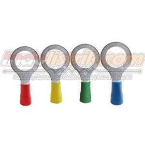 CL Kabel Skun Ring Isolasi RF 5.5 - 12 Merah Insulated Kabel Lug