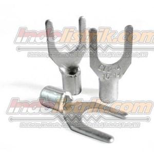 CL Kabel Lug Kabel Skun Garpu Y 2 - 4 Polos