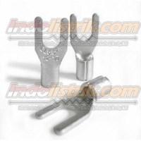 CL Kabel Lug Kabel Skun Garpu Y 5.5 - 4 Polos 1