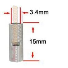 CL Verbending Sok Skun B 5.5 Kabel Lug