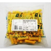 Jual CL Kabel Skun BF 5.5 Kuning Insulated Kabel Lug 2