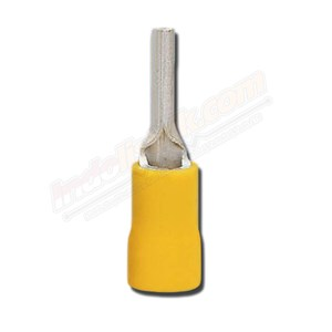 CL Kabel Skun Bulat PIN 5.5 AF Kuning Insulated Kabel Lug