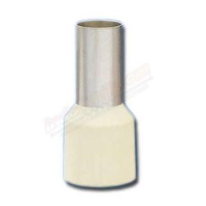 CL Kabel Skun Ferrules Isolasi EN 0.50 Putih Kabel Lug