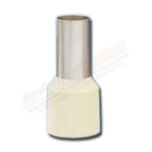 CL Kabel Skun Ferrules Isolasi EN 16.00 Putih Kabel Lug