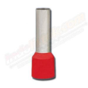 CL Kabel Skun Ferrules Isolasi EN 35.00 Merah Kabel Lug