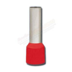 CL Kabel Skun Ferrules Isolasi EN 1.00 Merah Kabel Lug