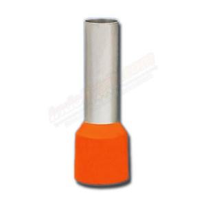 CL Kabel Skun Ferrules Isolasi EN 4.00 Orange Kabel Lug