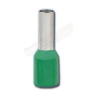 CL Kabel Skun Ferrules Isolasi EN 6.00 Hijau Kabel Lug