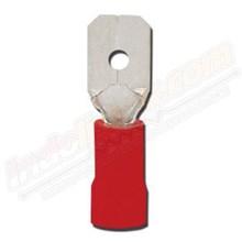 CL Kabel Skun Male Isolasi MDV 1.25 - 7B Merah Kabel Lug