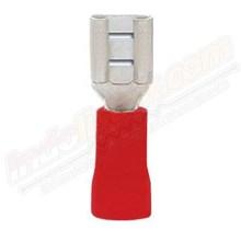 CL Kabel Skun Female Isolasi  FDV 1.25 - 3A Merah Kabel Lug