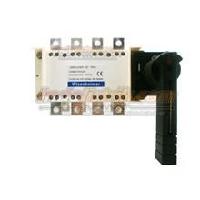 Wisenheimer Change Over Switch COS ( Ohm Saklar) 4pole 160Amp