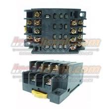 TAB Socket Relay PTF14A  Relay dan Kontaktor Listrik