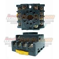 Jual TAB Socket Relay PF113A Relay dan Kontaktor Listrik