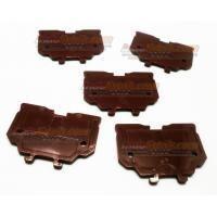 TAB End Plate terminal Block TR60 Coklat Atau Merah Aksesoris Listrik