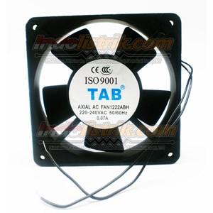 Dari Tab AC - Axial fan XF1222ABH 4 inch 220AC Untuk Panel Listrik 0