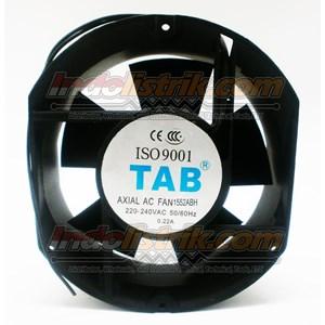 Dari Tab AC - Axial fan XF1552ABH 6 inch 220AC Untuk Panel Listrik 1