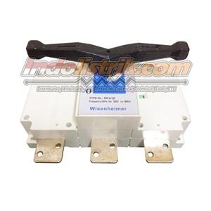 Dari Wisenheimer Load Break Switch (LBS) 3 pole 800 Amp Aksesoris Listrik 0